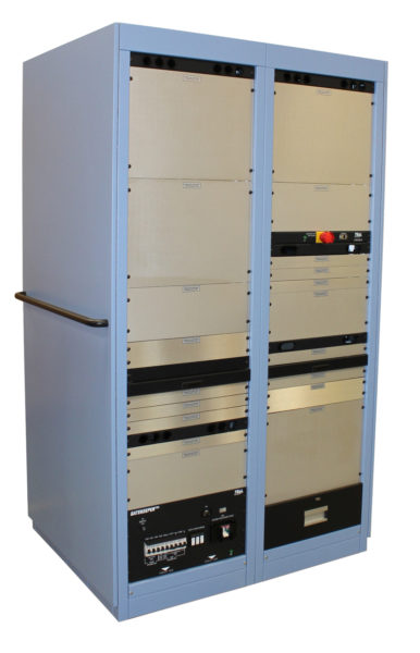 Custom Built Rack Mounted Power Conditioning & Distribution Unit