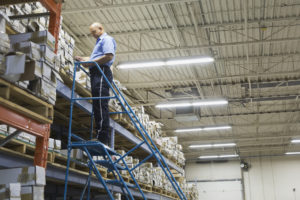 Fluorescent lighting can cause harmonics in electrical systems
